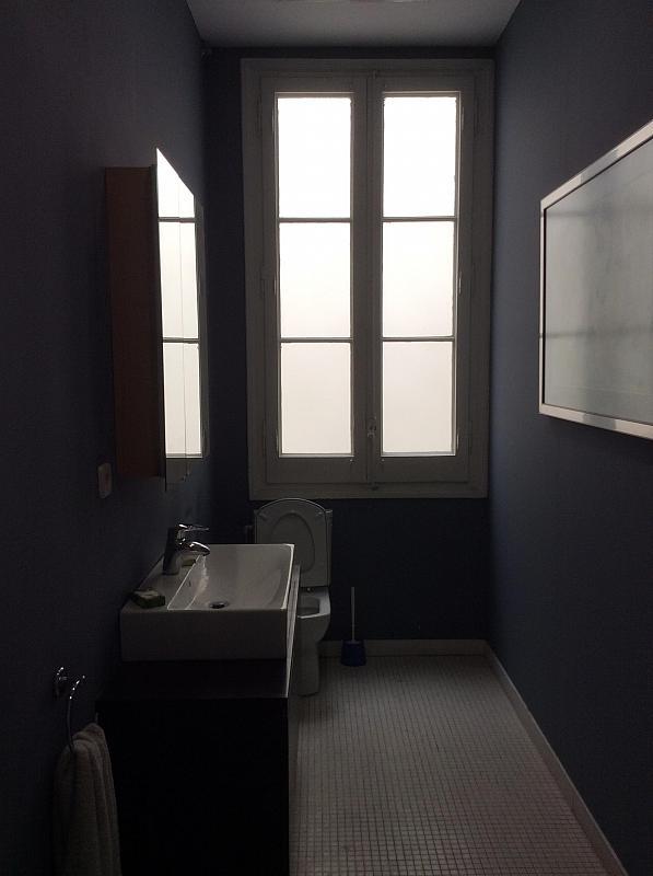 Baño - Oficina en alquiler en Sant Gervasi – Galvany en Barcelona - 268656275