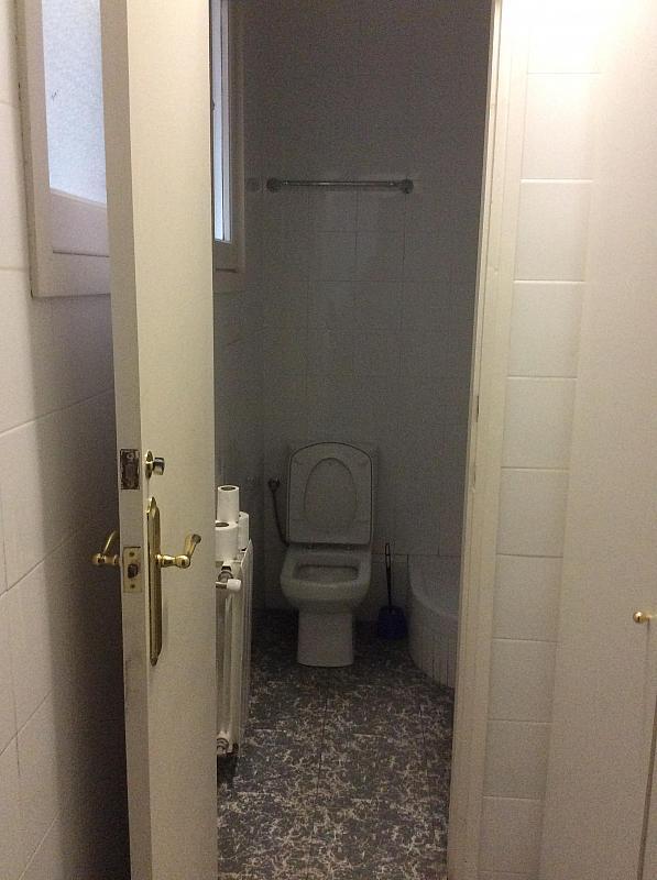 Baño - Oficina en alquiler en Sant Gervasi – Galvany en Barcelona - 268656376