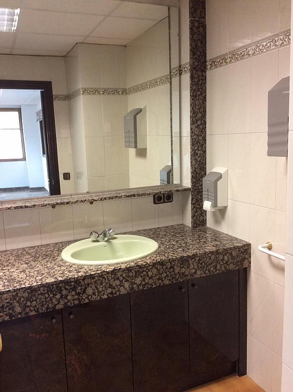 Baño - Oficina en alquiler en Sant Gervasi – Galvany en Barcelona - 269823840