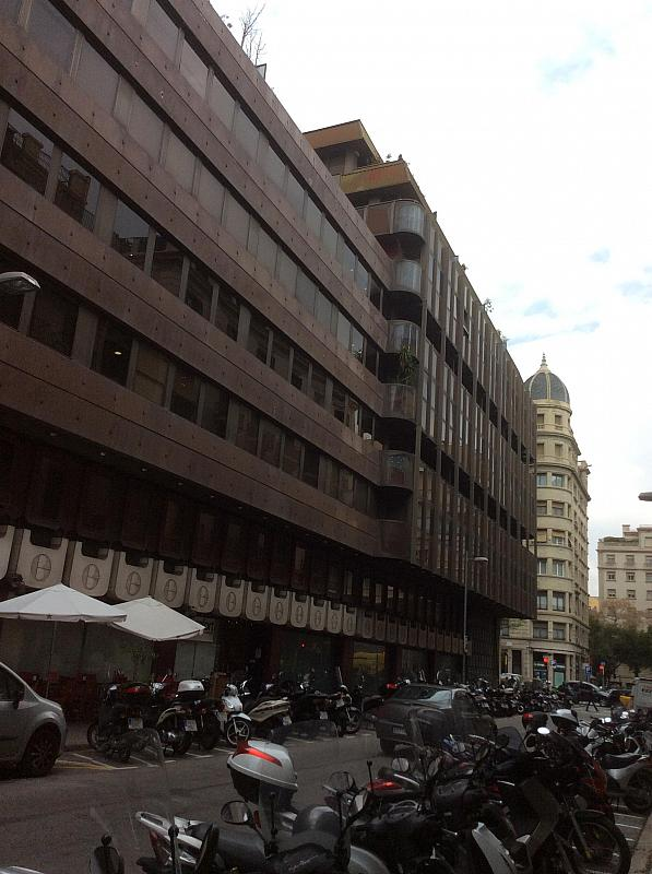 Fachada - Oficina en alquiler en Sant Gervasi – Galvany en Barcelona - 269823954