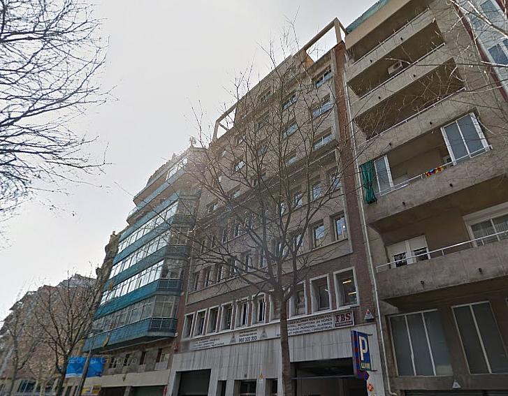 Fachada - Oficina en alquiler en Eixample esquerra en Barcelona - 270732636