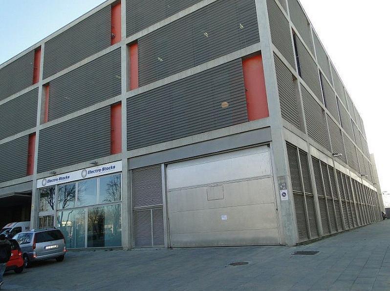Fachada - Nave en alquiler en La Marina de Port en Barcelona - 278174921