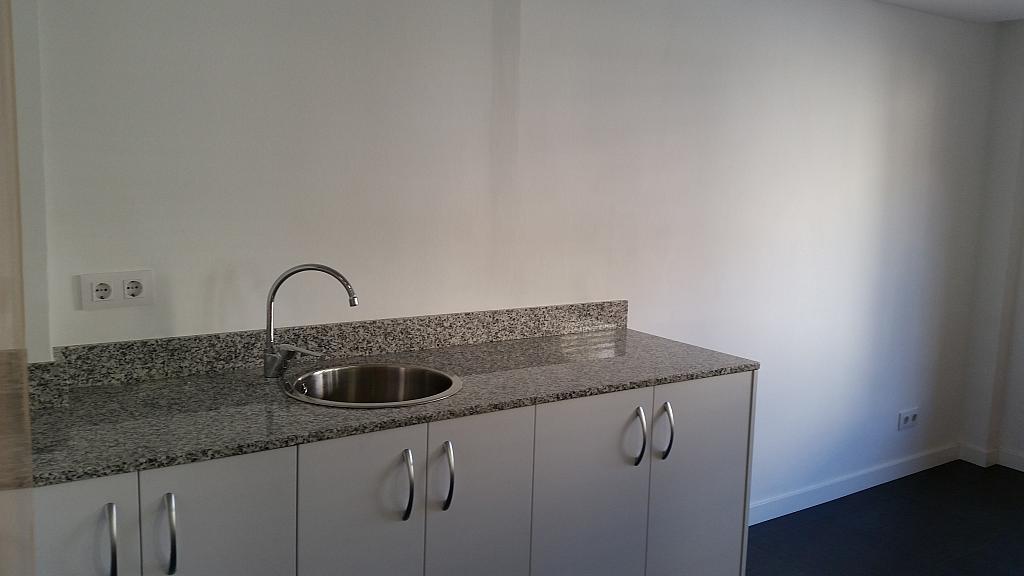 Cocina - Oficina en alquiler en Eixample esquerra en Barcelona - 283645110