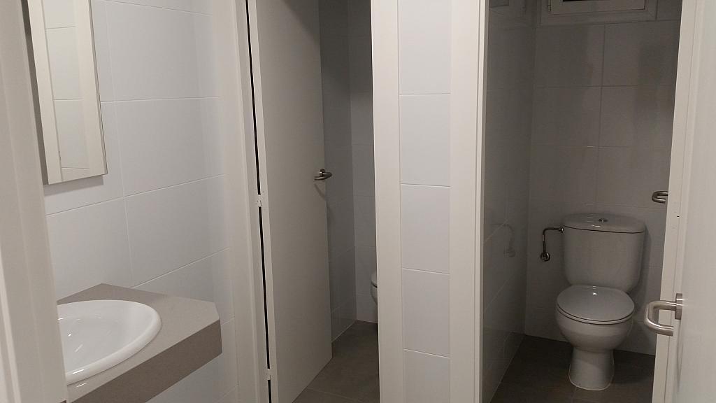 Baño - Oficina en alquiler en Eixample esquerra en Barcelona - 283645188