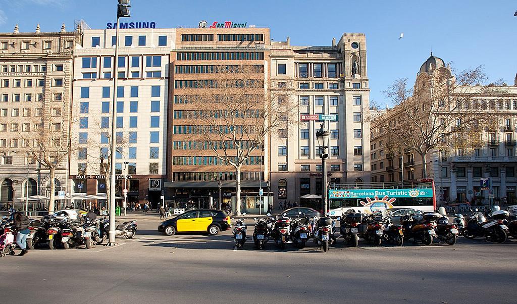 Fachada - Oficina en alquiler en Eixample dreta en Barcelona - 287267198