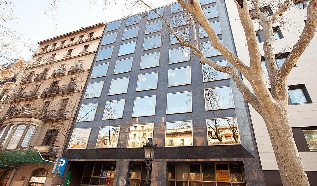 Fachada - Oficina en alquiler en Eixample dreta en Barcelona - 287267958