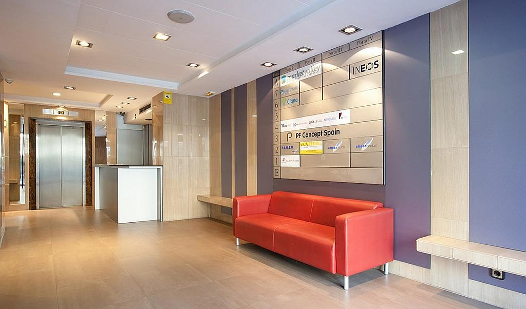 Zonas comunes - Oficina en alquiler en Eixample dreta en Barcelona - 287267964