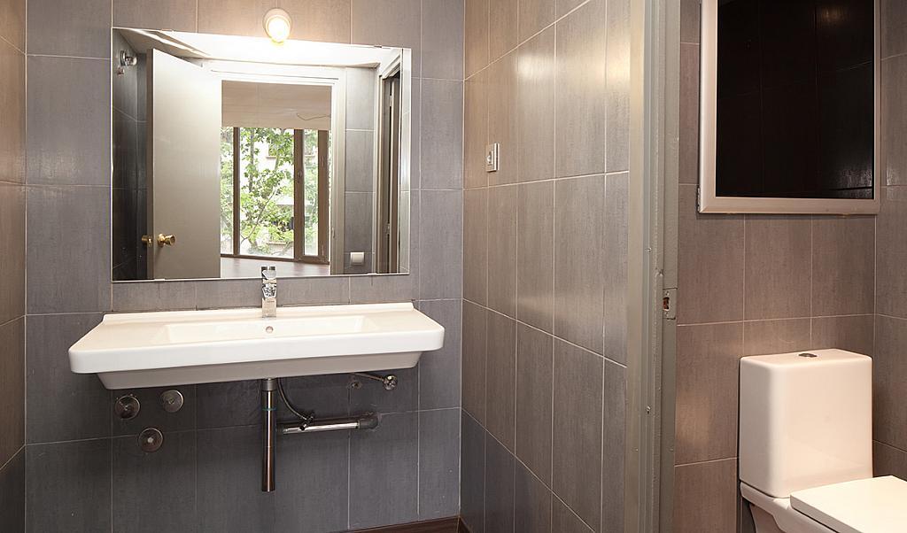Baño - Oficina en alquiler en Sant Gervasi – Galvany en Barcelona - 287270417