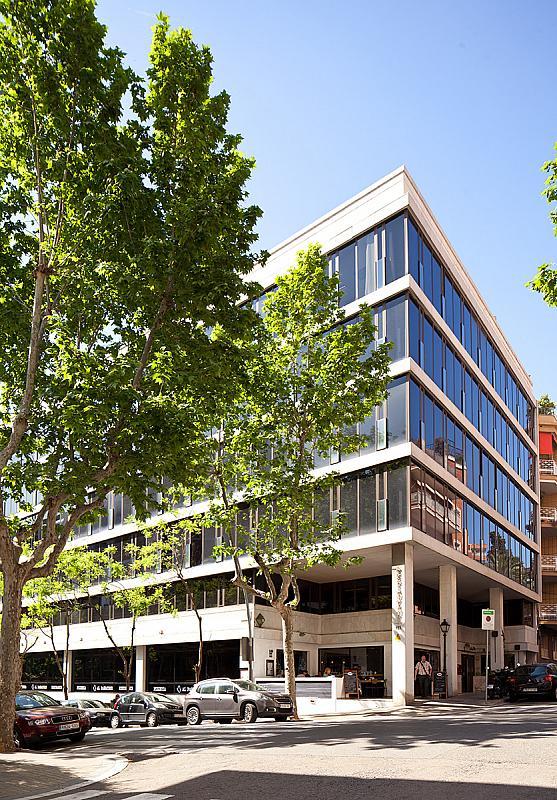 Fachada - Oficina en alquiler en Sant Gervasi – Galvany en Barcelona - 287270433