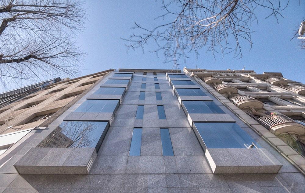 Fachada - Oficina en alquiler en Eixample esquerra en Barcelona - 288178455