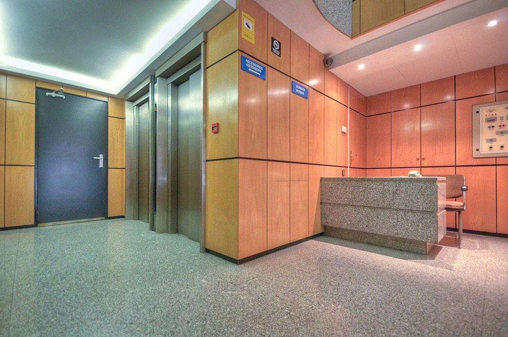 Zonas comunes - Oficina en alquiler en Eixample esquerra en Barcelona - 288178470