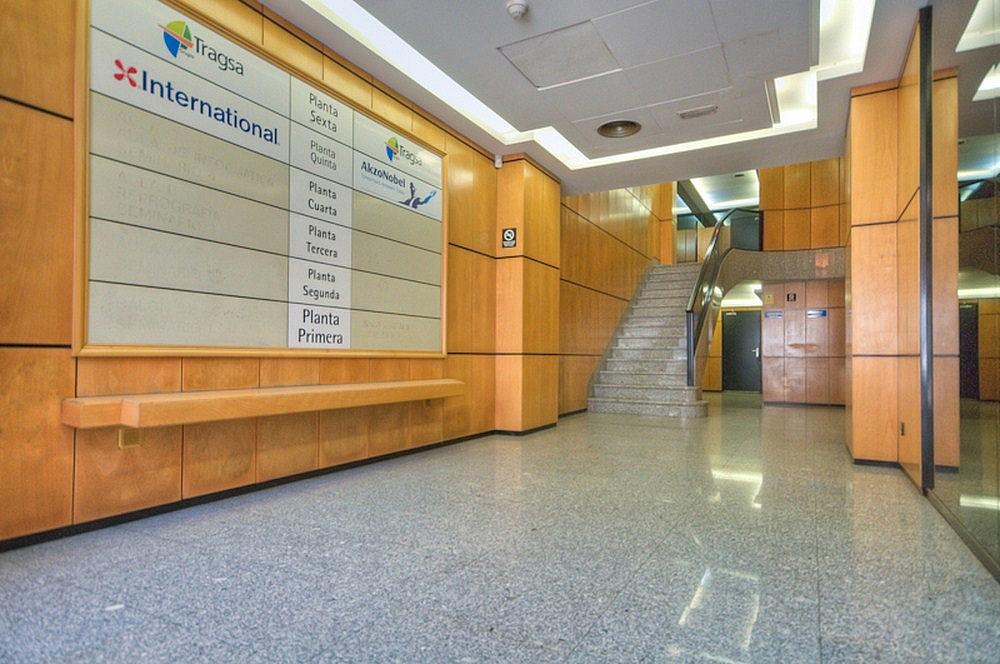 Zonas comunes - Oficina en alquiler en Eixample esquerra en Barcelona - 288178640