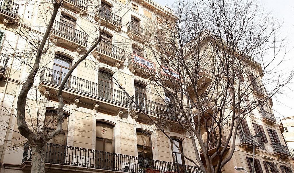 Fachada - Oficina en alquiler en Eixample dreta en Barcelona - 288643668