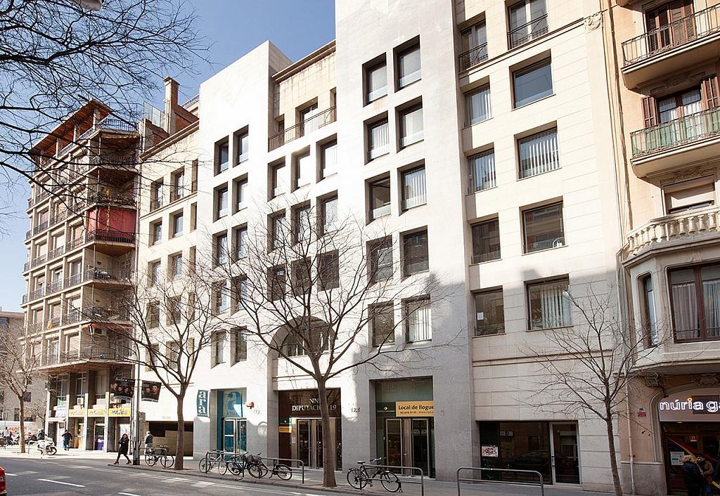 Fachada - Oficina en alquiler en Eixample esquerra en Barcelona - 288645329