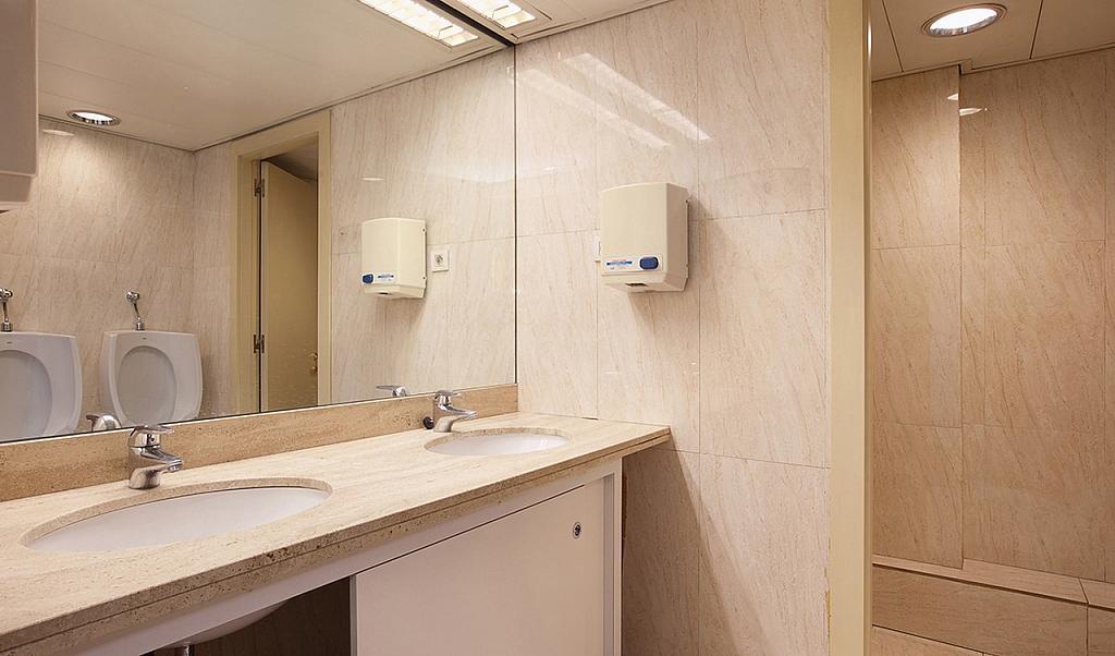 Baño - Oficina en alquiler en Eixample esquerra en Barcelona - 291045275