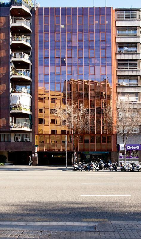 Fachada - Oficina en alquiler en Eixample esquerra en Barcelona - 291045279