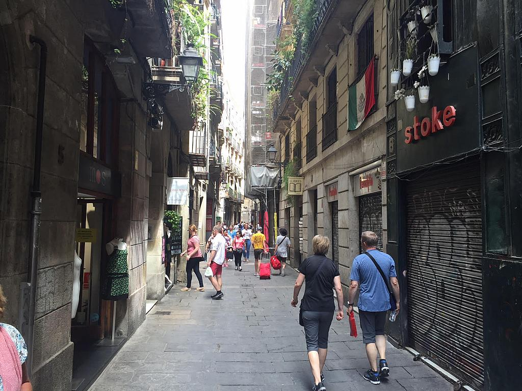 Detalles - Local comercial en alquiler en Eixample esquerra en Barcelona - 297565593