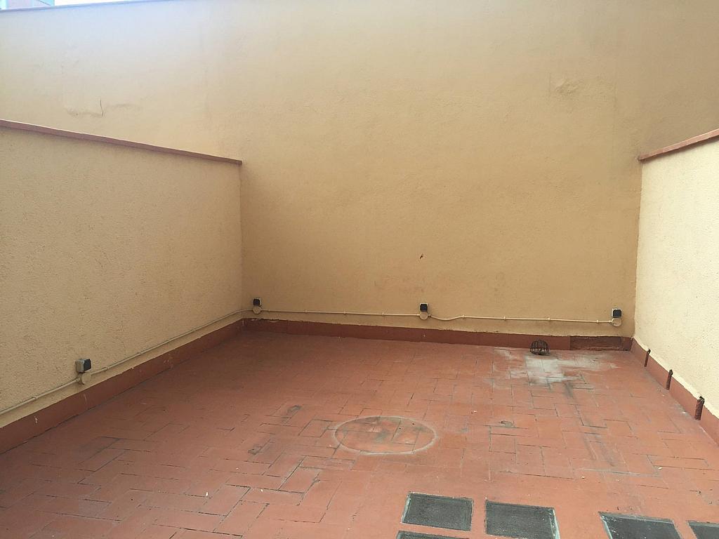 Terraza - Oficina en alquiler en Eixample esquerra en Barcelona - 323447888