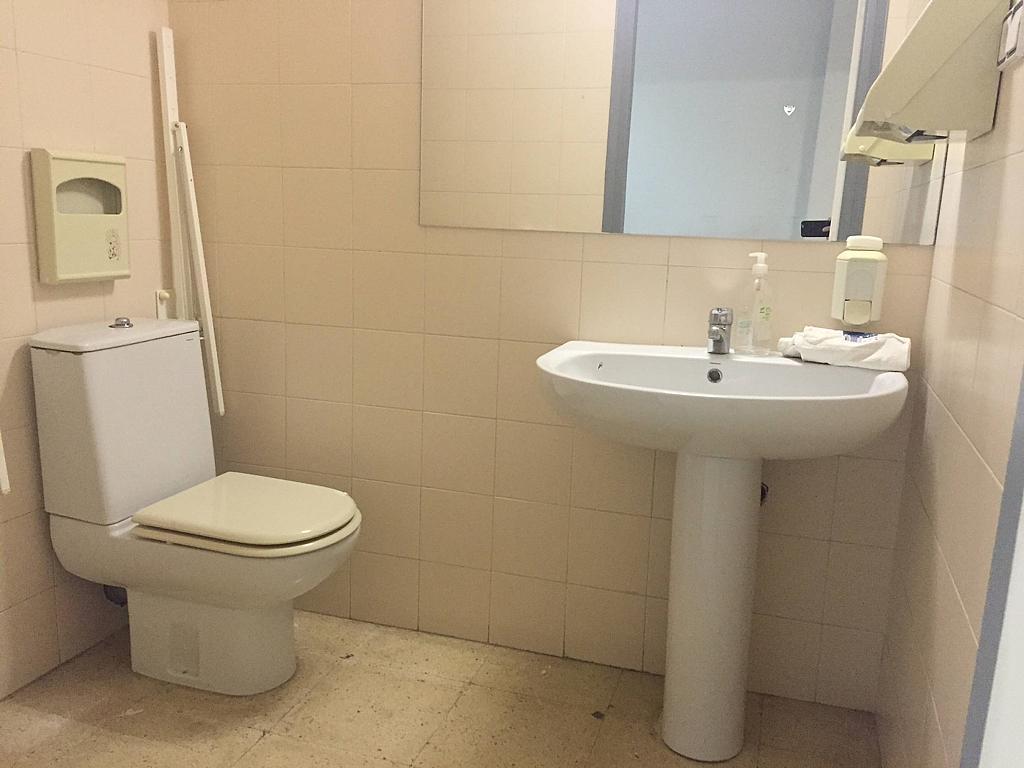 Baño - Local en alquiler en Les corts en Barcelona - 323447227