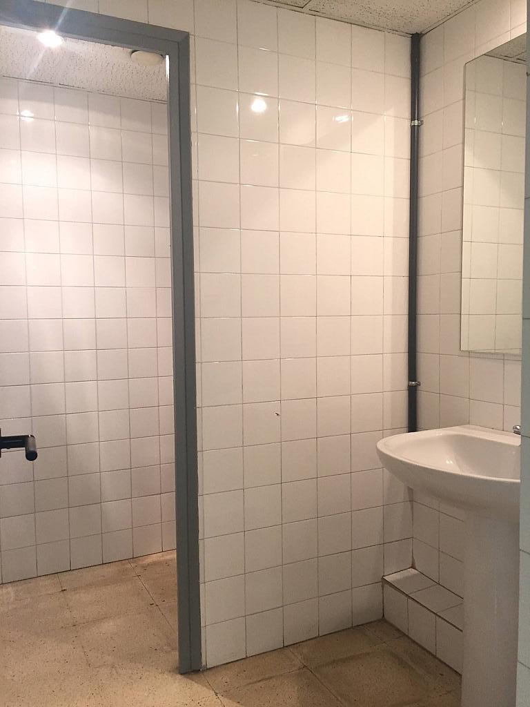 Baño - Local en alquiler en Les corts en Barcelona - 323447245