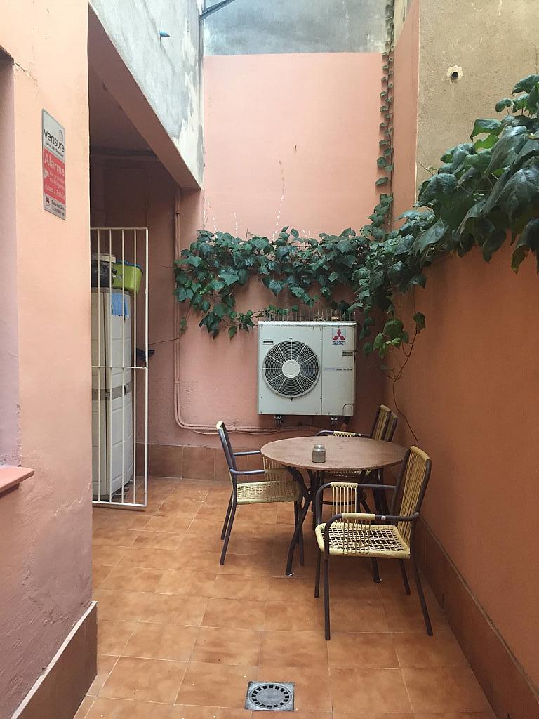 Terraza - Oficina en alquiler en Vila de Gràcia en Barcelona - 323449052