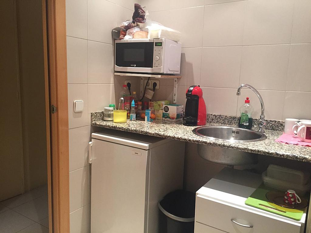 Cocina - Oficina en alquiler en Vila de Gràcia en Barcelona - 323449064