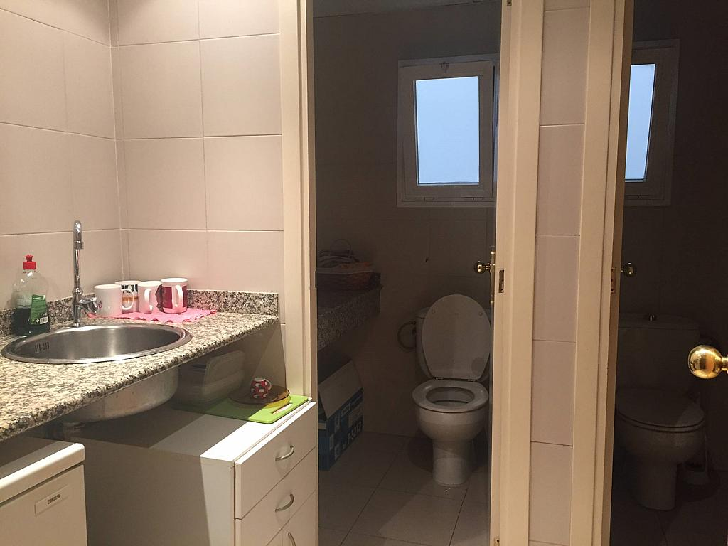 Baño - Oficina en alquiler en Vila de Gràcia en Barcelona - 323449068