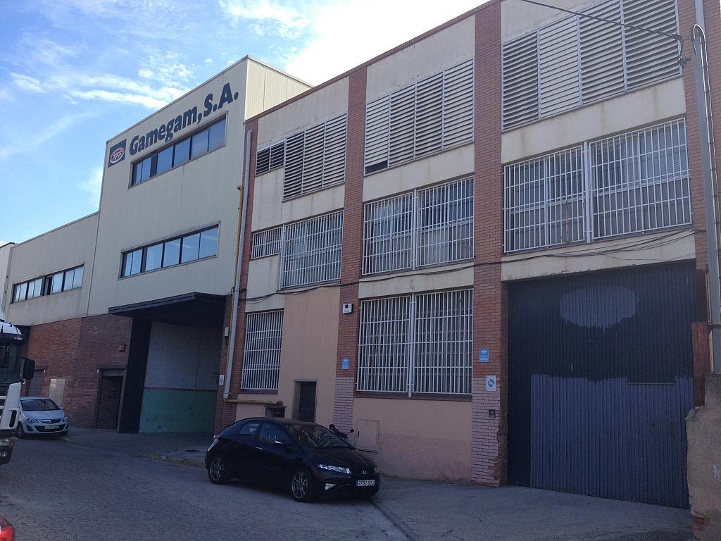 Fachada - Nave en alquiler en Zona Industrial en Ripollet - 324849412