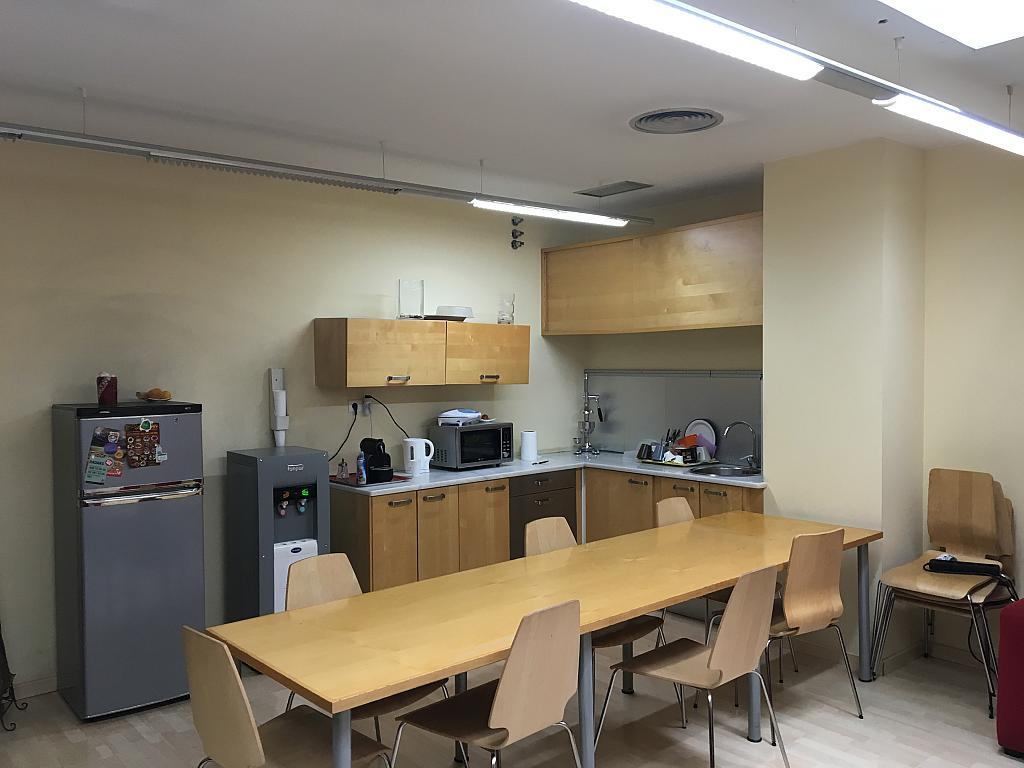 Cocina - Nave en alquiler en Les corts en Barcelona - 328544113
