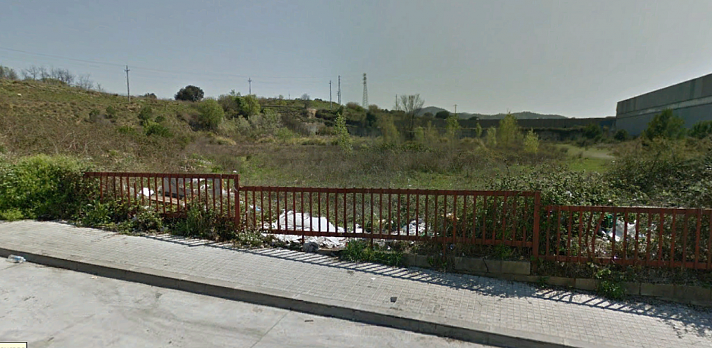 Fachada - Parcela industrial en alquiler en Parets del Vallès - 330417277