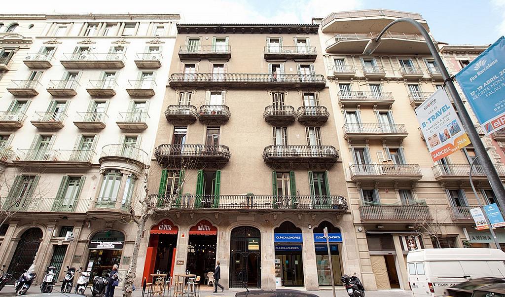 Fachada - Oficina en alquiler en Eixample dreta en Barcelona - 331013060