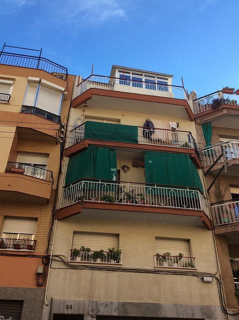 Fachada - Piso en venta en Les Roquetes-Canyelles en Barcelona - 362087925