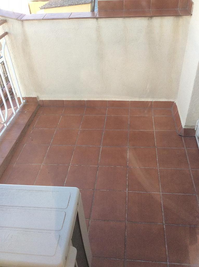 Terraza - Piso en venta en Les Roquetes-Canyelles en Barcelona - 362087999