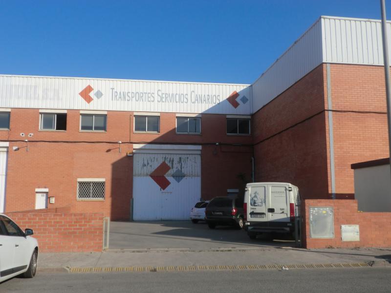 Fachada - Nave industrial en alquiler en Bellvitge en Hospitalet de Llobregat, L´ - 84509530