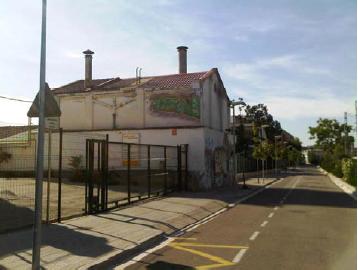 Fachada - Parcela industrial en alquiler en Fontsanta en Cornellà de Llobregat - 85253223