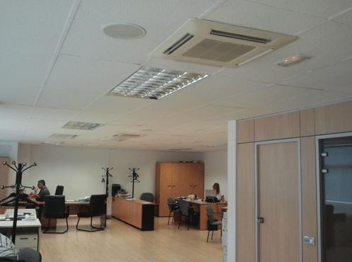 Oficina en alquiler en Les corts en Barcelona - 85407377