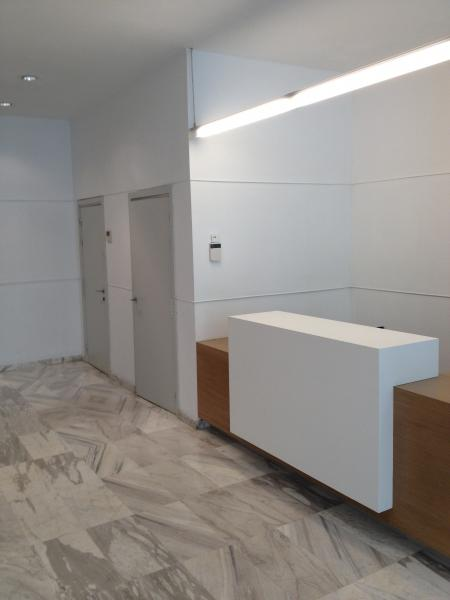 Zonas comunes - Oficina en alquiler en Diagonal Mar en Barcelona - 87753324