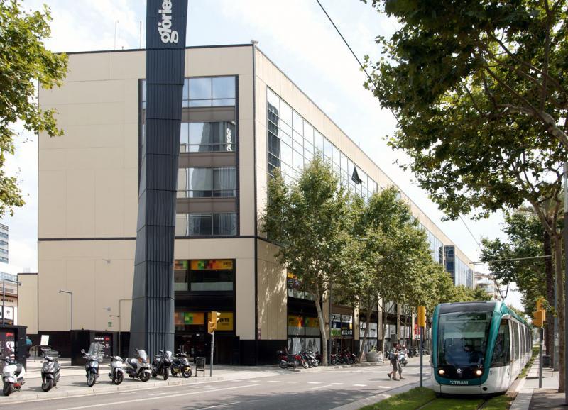 Fachada - Oficina en alquiler en Barcelona - 87753494