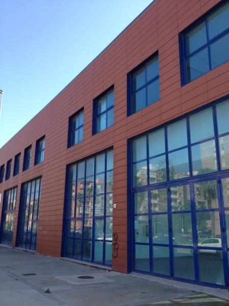 Fachada - Nave industrial en alquiler en Sant Boi de Llobregat - 93110652