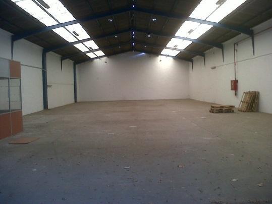 Planta baja - Nave industrial en alquiler en La Marina de Port en Barcelona - 107386031