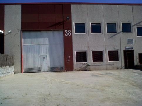 Fachada - Nave industrial en alquiler en Polígon Industrial Polizur en Cerdanyola del Vallès - 107386121