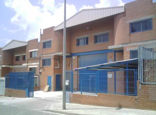 Fachada - Nave industrial en alquiler en Sant Joan Despí - 110696284
