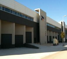 Fachada - Nave industrial en alquiler en Llinars del Valles - 114094716
