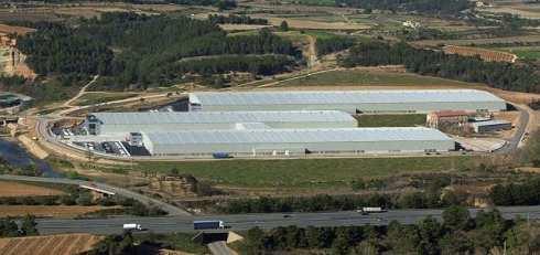 Vistas - Nave industrial en alquiler en Subirats - 114221857