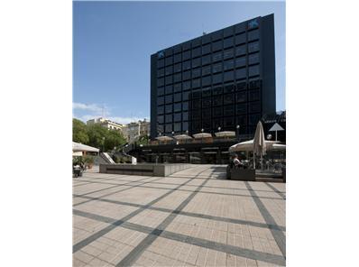 Fachada - Oficina en alquiler en Eixample en Barcelona - 117233286
