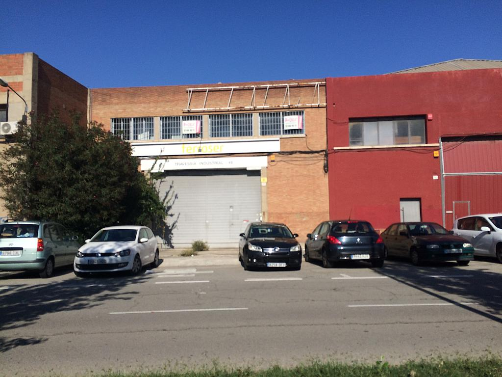Fachada - Nave en alquiler en Bellvitge en Hospitalet de Llobregat, L´ - 217400994