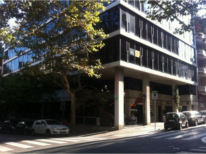 Fachada - Oficina en alquiler en Sarrià - sant gervasi en Barcelona - 117608074