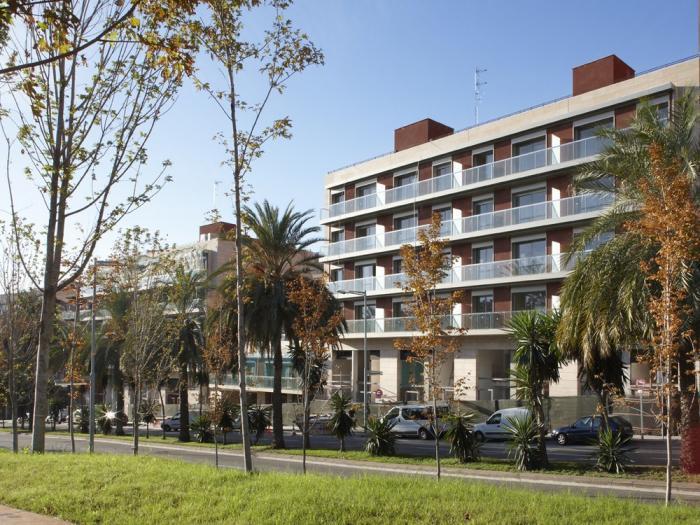 Fachada - Oficina en alquiler en Sarrià - sant gervasi en Barcelona - 117608789