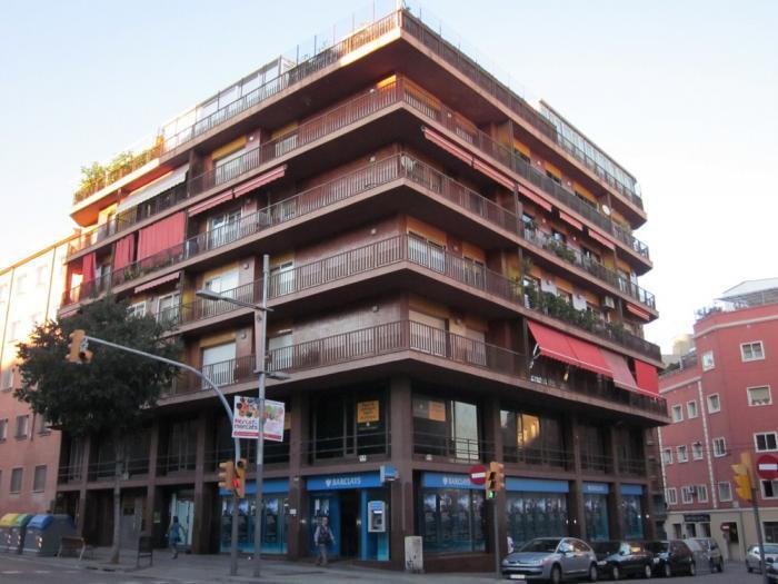 Fachada - Oficina en alquiler en Horta - guinardó en Barcelona - 117691945