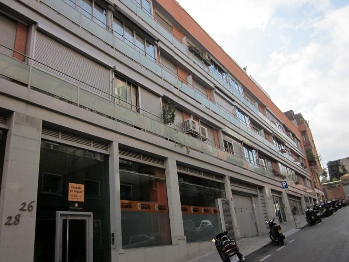 Fachada - Oficina en alquiler en Horta - guinardó en Barcelona - 117717783